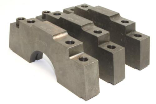 1745402 - Big Block Chevy 396-454 1966-1990, Straight Caps, Set of 3