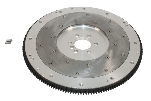 FLYWHEEL, SFI BILLET ALUM, 6061 T-6, GM 1997-Up LS1/2, 168T, Int Bal, 1045 SFP