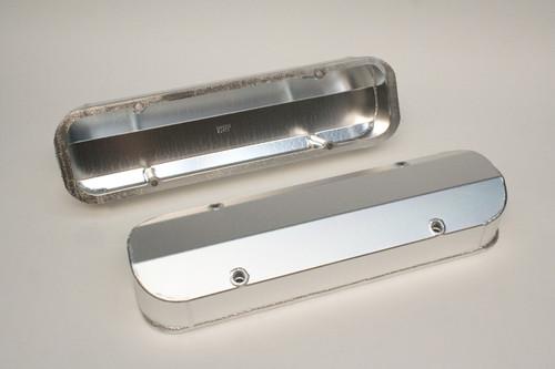 4045500 - Pontiac 301-455, Satin Silver Anodized