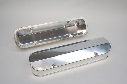 4045501 - Pontiac 301-455, Polished Clear Anodized