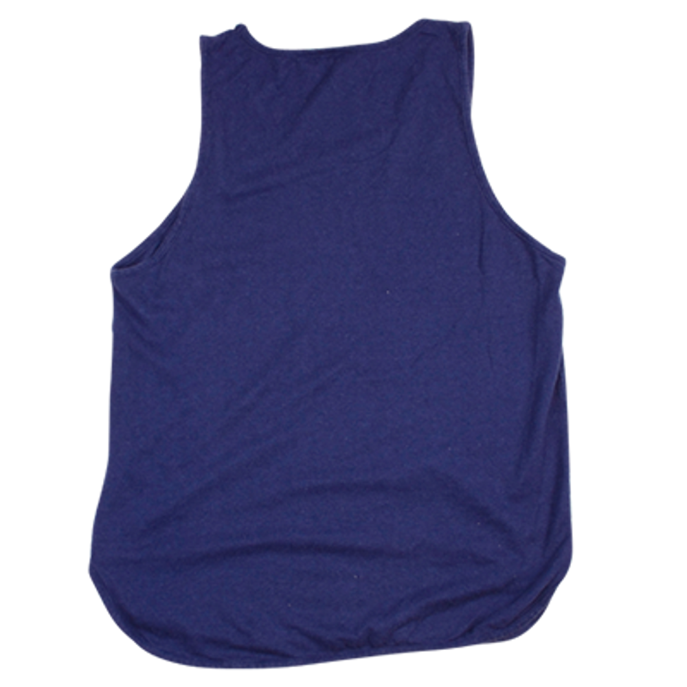 Tank Top - Deep Indigo