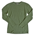 7oz Long Sleeve Baja Pocket Tee