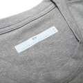 Flatiron Crew Neck - Heathered Dove Grey