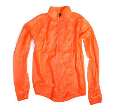 Wind Jacket - Orange