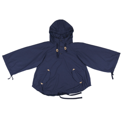 Fire Protect Poncho - Navy