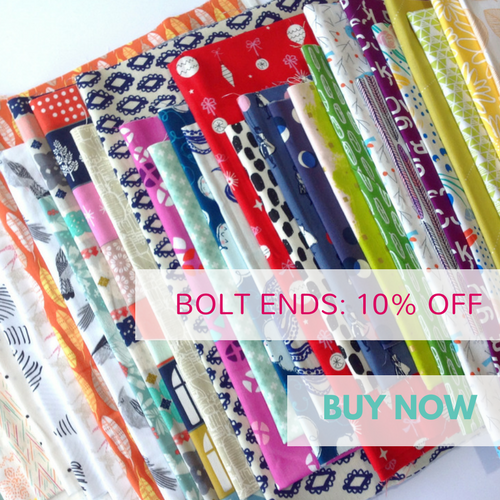Shop Now for Bolt Ends 10% Off