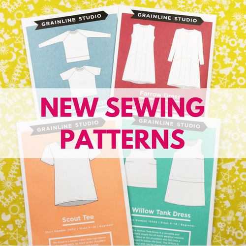 Shop for sewing patterns at The Fabric Fox