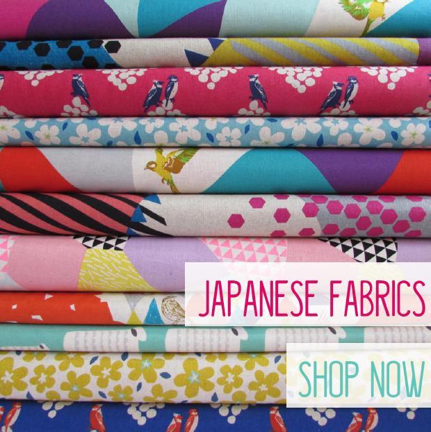 Buy Japanese Fabrics