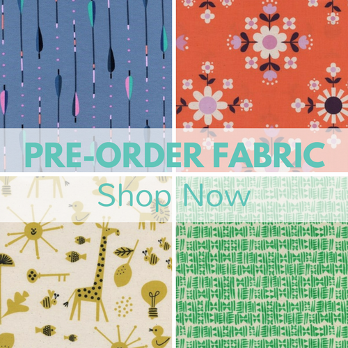 Pre-Order Cotton + Steel Spring 2018 collections