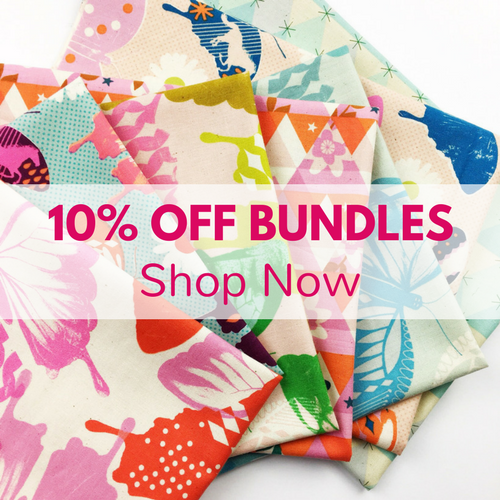 Shop for fabric bundles at The Fabric Fox