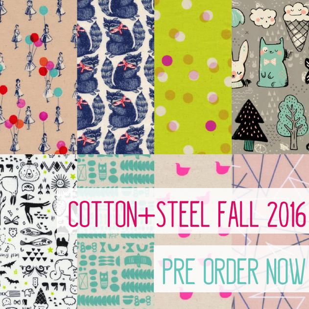 Pre-Order Cotton+Steel Fall Fabric