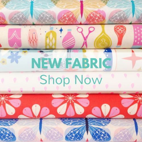 Shop now for new fabric