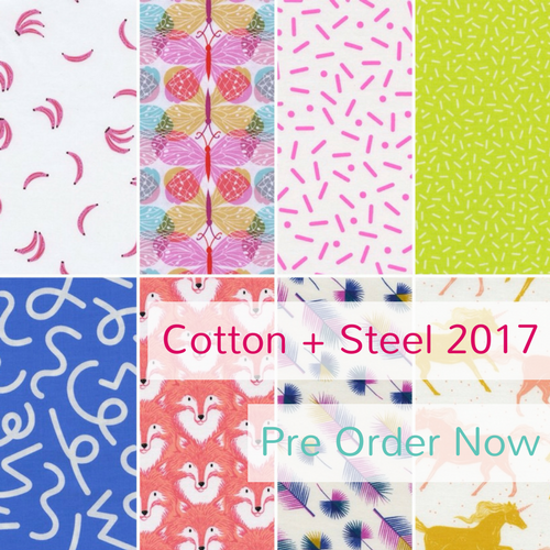 Pre-Order Cotton+Steel at The Fabric Fox