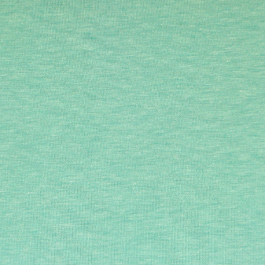 Pale Aqua Heathered Jersey