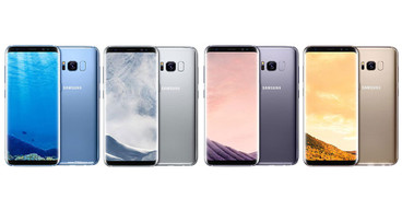 Samsung Galaxy S8 Impresses With Infinity Screen, Speed, And Battery Life