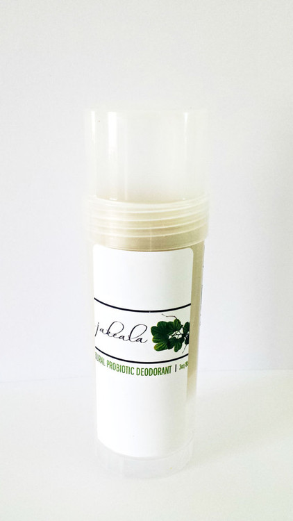 Natural Deodorant Probiotic Skin Care Product