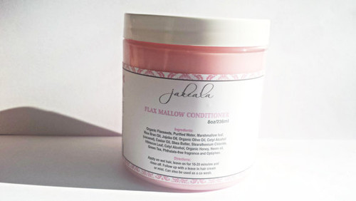 Hibiscus Hair Conditioner Flaxseed