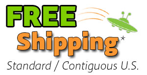 Free Shipping to Contiguous U.S.