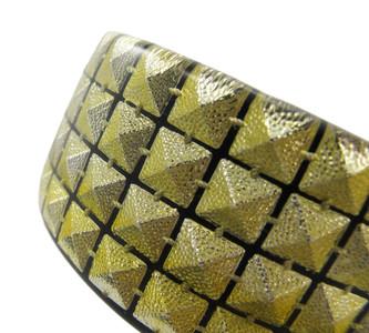 https://s3.amazonaws.com/zeckosimages/HM87-A-gold-two-tone-pyramid-stud-acrylic-punk-bracelet-1M.jpg