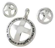 https://s3.amazonaws.com/zeckosimages/81113-chrome-prayer-circle-cross-pendant-earring-set-2V.jpg