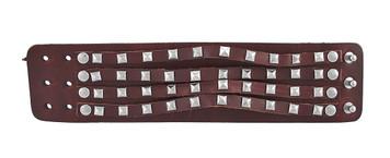 https://s3.amazonaws.com/zeckosimages/92116-brown-leather-pyramid-stud-wristband-bracelet-RE1I.jpg