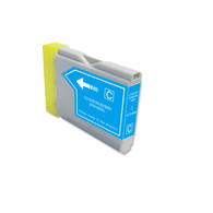 1-Pack CYAN Compatible Ink for Brother LC51C