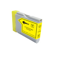 1-Pack YELLOW Compatible Ink for Brother LC51Y