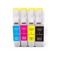 4-Pack Compatible Ink for Brother LC51