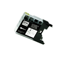 1-Pack BLACK Compatible Ink for Brother LC75BK