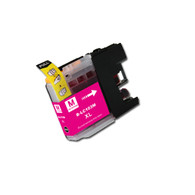 1-Pack MAGENTA Compatible Ink for Brother LC101 / LC103 XL