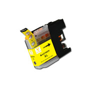 1-Pack YELLOW Compatible Ink for Brother LC101 / LC103 XL