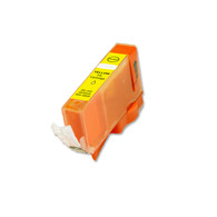 1-Pack YELLOW Compatible Ink w/ Chip for Canon CLI-221
