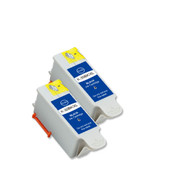 2-Pack Black Compatible Ink Cartridges for Kodak No. 30XL