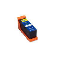 1-Pack BLACK Compatible Ink Cartridges for Dell Series 21
