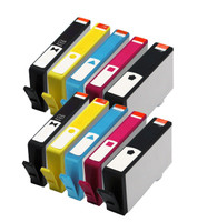 10-Pack Compatible Ink Cartridge Set for 564 564XL