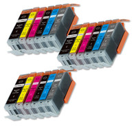 18-Pack Compatible Ink w/ Chip for Canon PGI-270XL/CLI-271XL