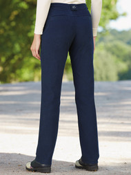 Soft Stretch Cord Trousers
