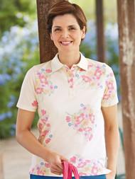 Bouquet Polo Shirt