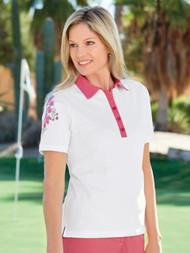Chloe Polo Shirt Paradise
