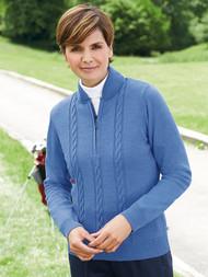 Jess 1/4 Zip Sweater