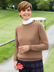 Alyssa Lambswool Sweater