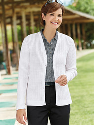 Sophia Cable Cardigan