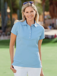 Highlight Polo Shirt Dream/Fleur