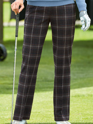 Fife Check Trousers