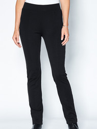 Slim Leg Jersey Trousers