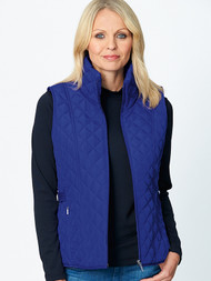 Pongee Light Quilted Gilet