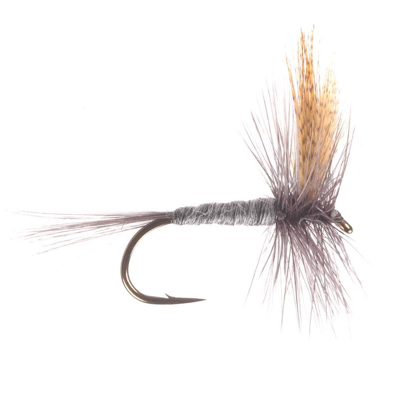 Dark Hendrickson Dry Fly