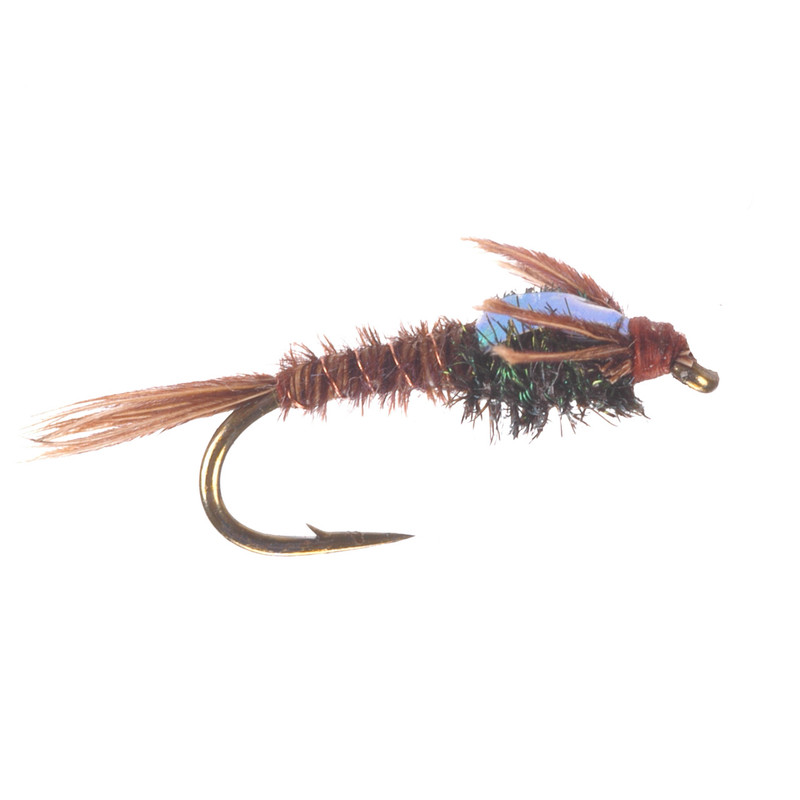 Flashback Pheasant Tail Nymph Side View