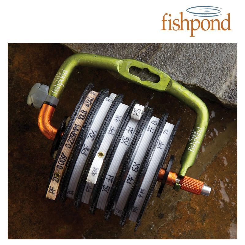 Fishpond Headgate Tippet Holder Loaded