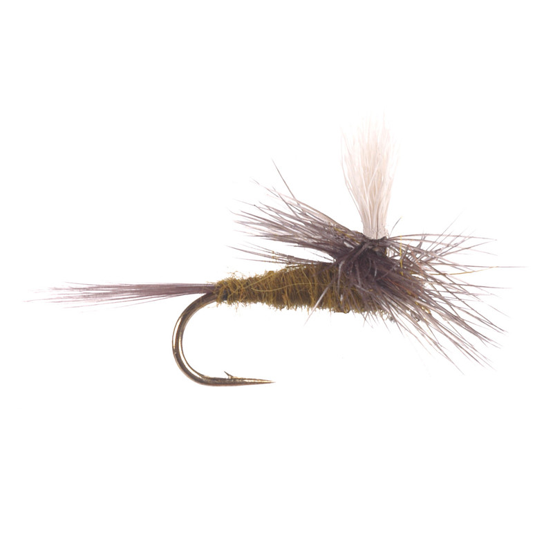 Blue Wing Olive Parachute Dry Fly